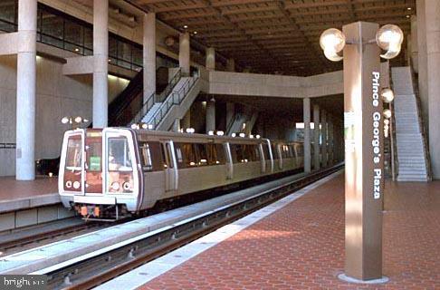 Prince George's Plaza metro - 6612 BALTIMORE AVE, UNIVERSITY PARK