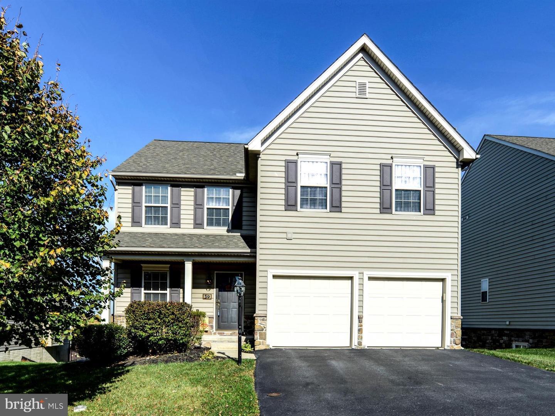 Single Family Homes للـ Sale في East Earl, Pennsylvania 17519 United States