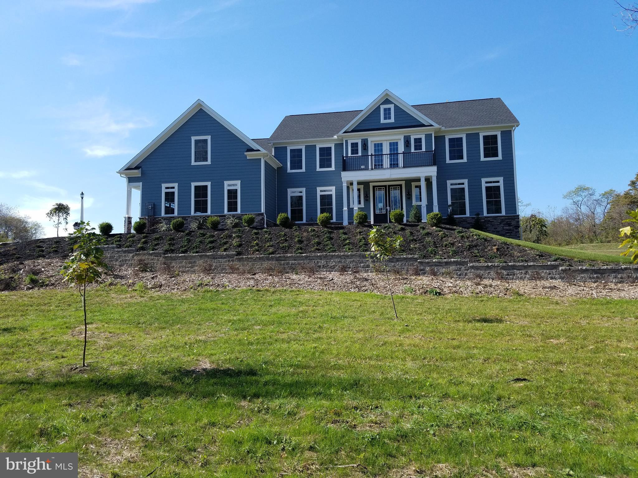 Beautiful newly constructed home by Haven Homes.