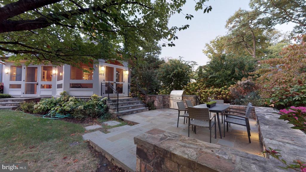 Side patio - 4515 32ND ROAD N, ARLINGTON