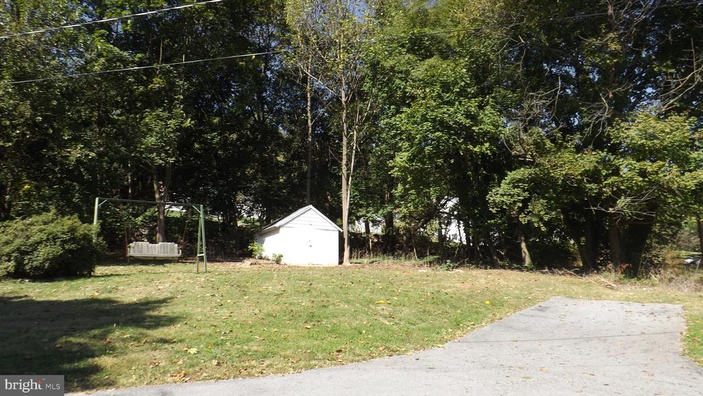 Shed and Additional Parking - 6500 MOUNTAIN CHURCH RD, JEFFERSON