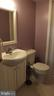 Powder Room located in Mud Room with Washer/Dryer - 6500 MOUNTAIN CHURCH RD, JEFFERSON