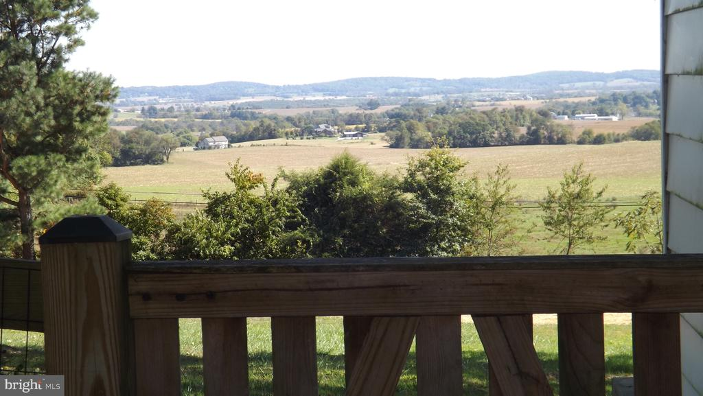 Can see for miles and miles :) - 6500 MOUNTAIN CHURCH RD, JEFFERSON