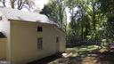 Exterior Access to Outbuilding for Work/Storage - 6500 MOUNTAIN CHURCH RD, JEFFERSON