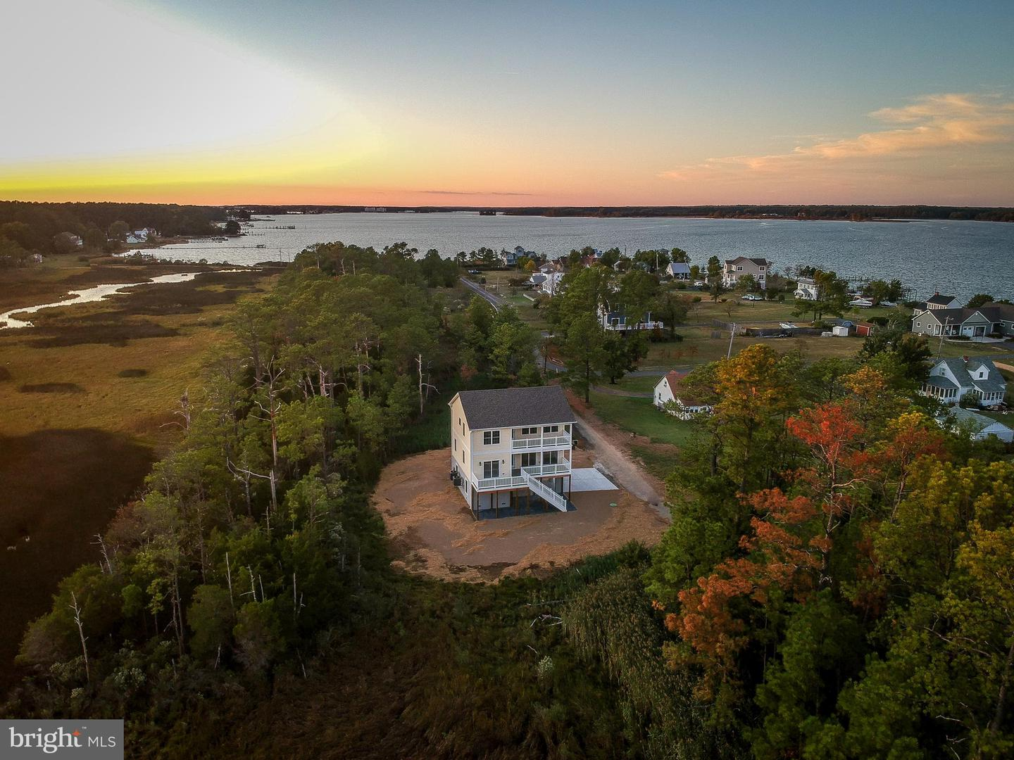 Single Family Homes for Sale at Piney Point, Maryland 20674 United States