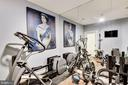 Exercise Room - 10888 SYMPHONY PARK DR, NORTH BETHESDA