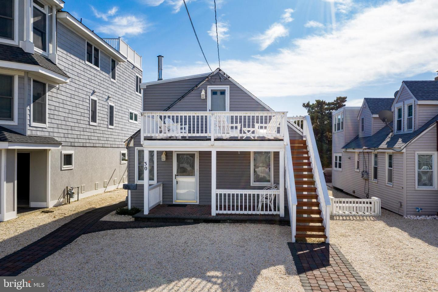 Duplex Homes for Sale at Surf City, New Jersey 08008 United States