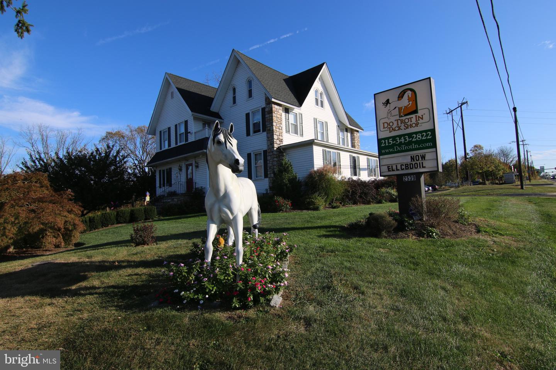 Single Family Homes για την Πώληση στο 2539 YORK Road Jamison, Πενσιλβανια 18929 Ηνωμένες Πολιτείες