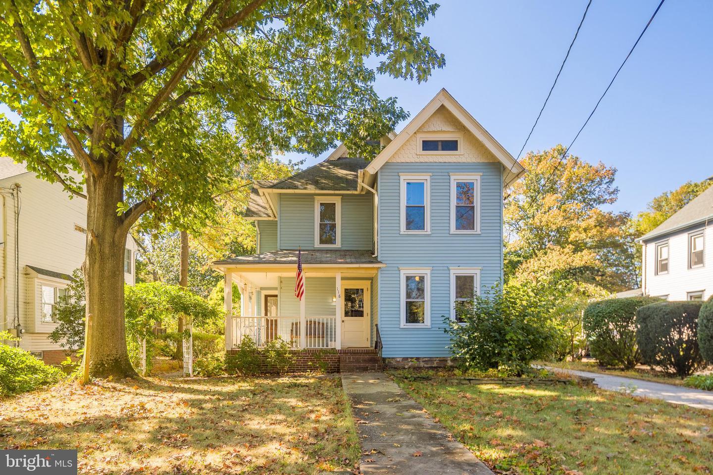 Single Family Homes voor Verkoop op Haddon Heights, New Jersey 08035 Verenigde Staten