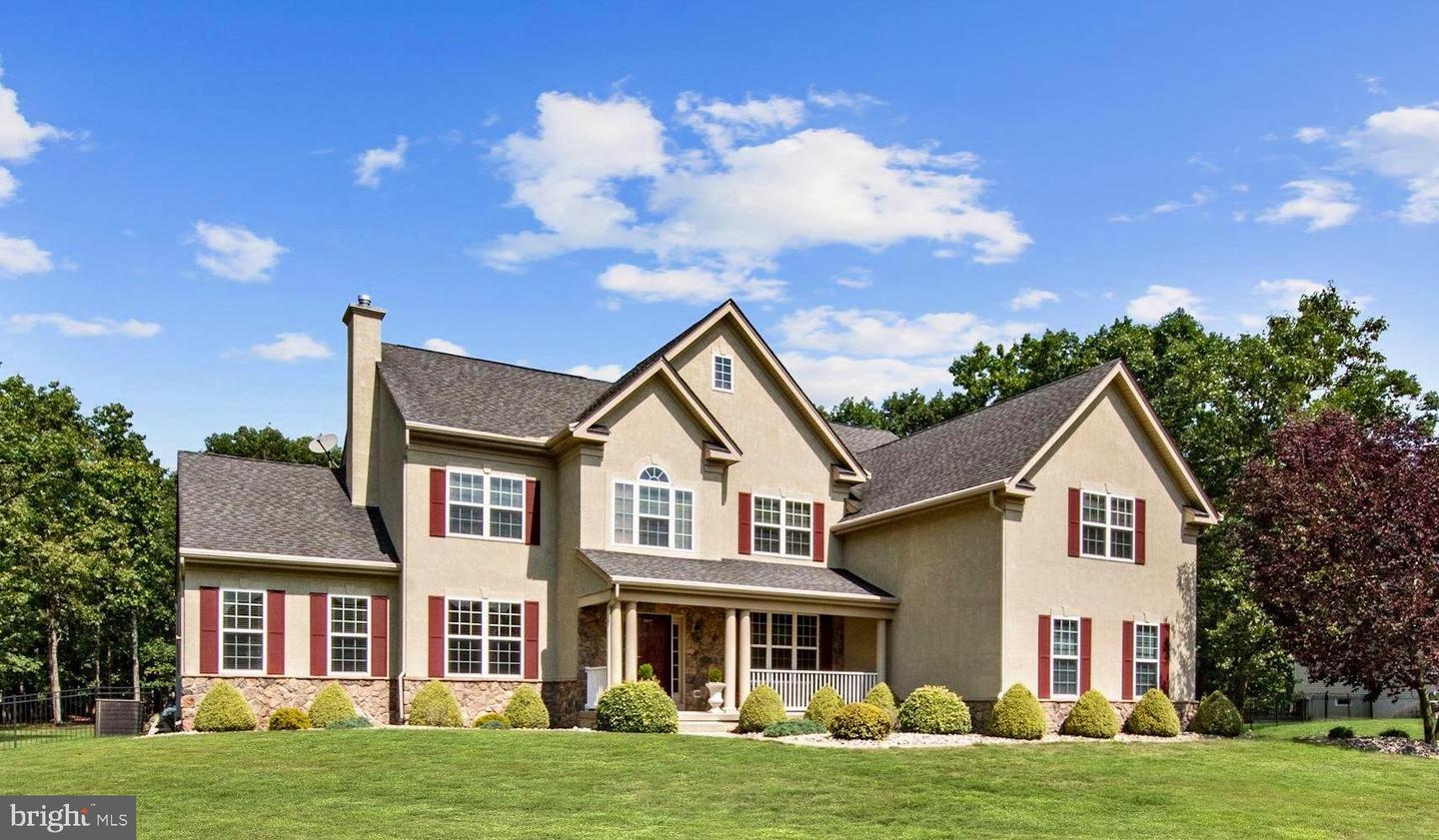 Single Family Homes for Sale at Vincentown, New Jersey 08088 United States