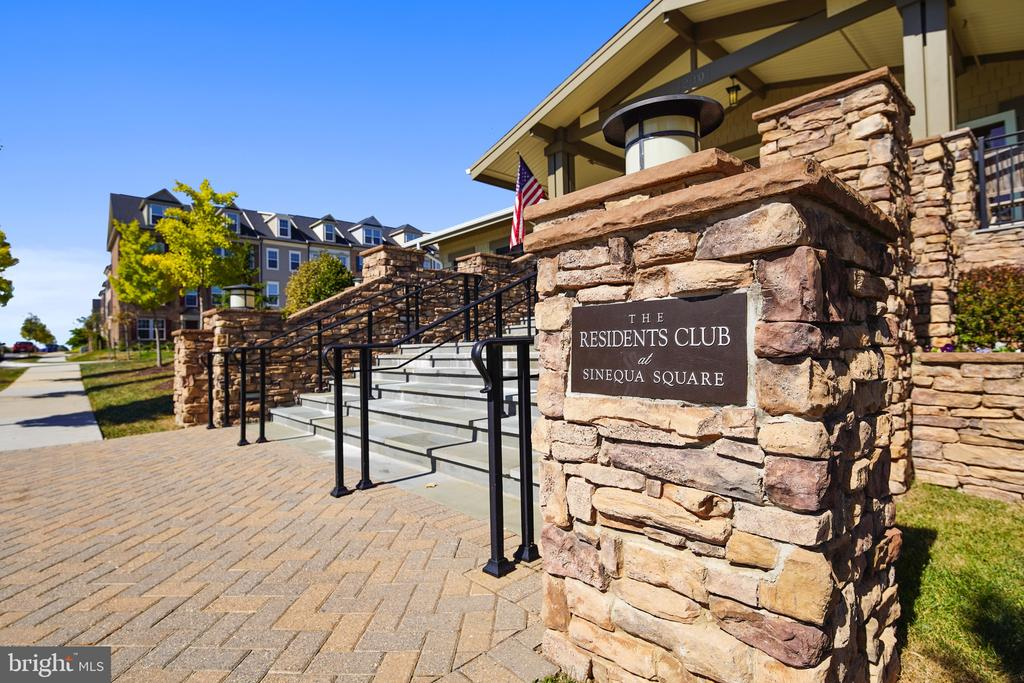 Clarksburg Residents Club - 13010 CLARKSBURG SQUARE RD, CLARKSBURG