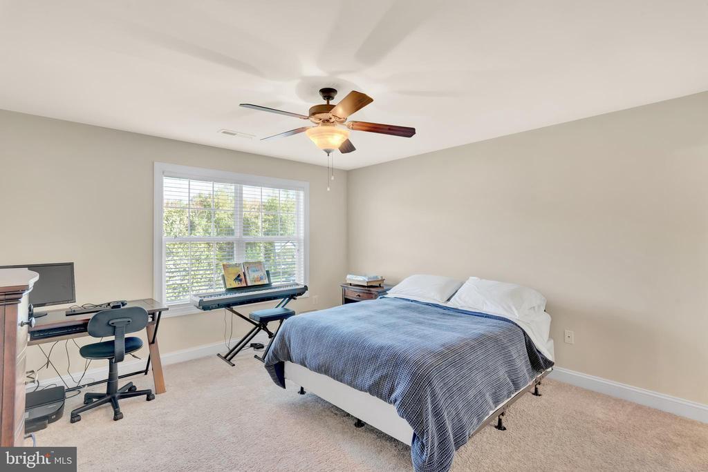 Bedroom #2  13'-8