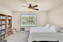 Bedroom #3 (reverse angle). - 38 PRESIDENTIAL LN, STAFFORD