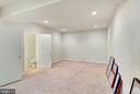 Media room with media wiring (audio/visual). - 38 PRESIDENTIAL LN, STAFFORD