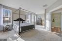 Master Bedroom in Hogan Model only - 1504 SIRANI LN, GAMBRILLS