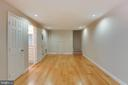Lower level completely finished - 8 FULLVIEW CT, GAITHERSBURG