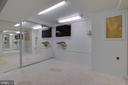 Additional studio off of laundry room - 8 FULLVIEW CT, GAITHERSBURG