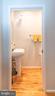Powder room - 2086 N OAKLAND ST, ARLINGTON