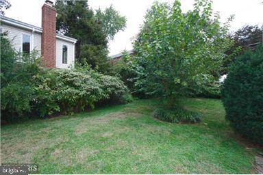 Large backyard. Addition? Pool? Hard-scape? - 235 N BARTON ST, ARLINGTON