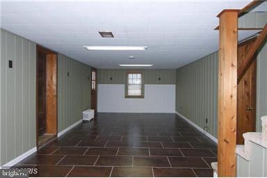Huge finished basement with THIRD full bathroom. - 235 N BARTON ST, ARLINGTON