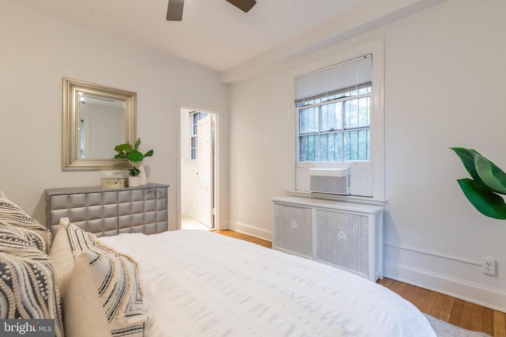 Bedroom - 3900 CONNECTICUT AVE NW #102G, WASHINGTON