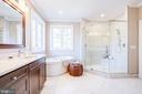 Master Bath - 1937 N CULPEPER ST, ARLINGTON
