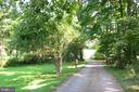 PRIVATE DRIVEWAY - 10215 HUNTER VALLEY RD, VIENNA