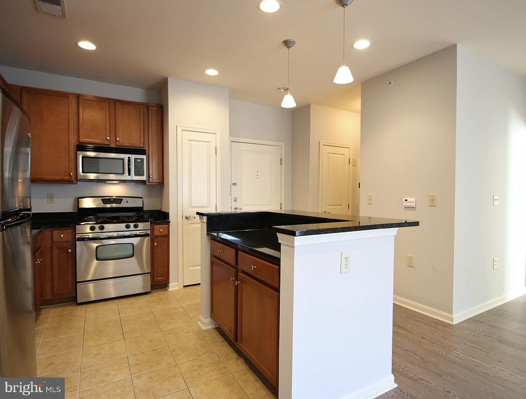 Recessed lights and pantry! - 2665 PROSPERITY AVE #429, FAIRFAX