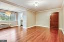 Living Room - 820-A S WASHINGTON ST #329, ALEXANDRIA