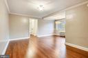 Living Area - 820-A S WASHINGTON ST #329, ALEXANDRIA