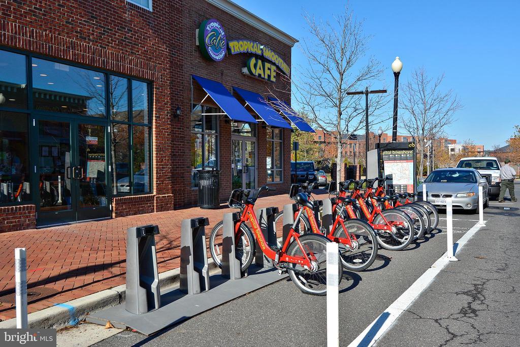 Capital Bike Share! - 820-A S WASHINGTON ST #329, ALEXANDRIA