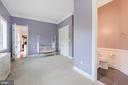 Third bedroom has an en-suite bathroom - 3057 RUNDELAC RD, ANNAPOLIS