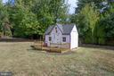 A playhouse also sits on the property - 3057 RUNDELAC RD, ANNAPOLIS
