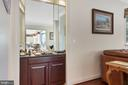 Family room features a wet-bar~ - 3057 RUNDELAC RD, ANNAPOLIS