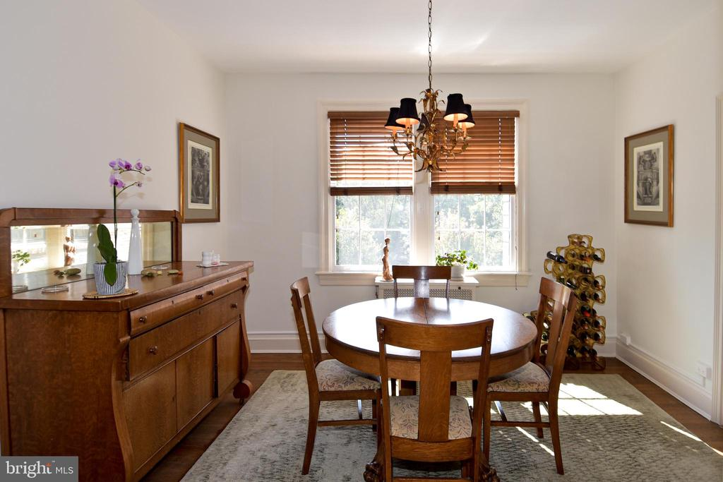 Dining Room - 3041 SEDGWICK ST NW #503-D, WASHINGTON