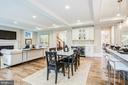 Example Kitchen/Breakfast Area/Family Room - 10503 PARKWOOD DR, KENSINGTON