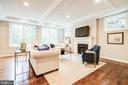Example Family ROom - 10503 PARKWOOD DR, KENSINGTON