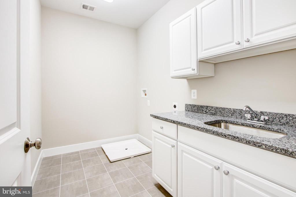 Example Laundry Room - 10503 PARKWOOD DR, KENSINGTON