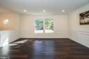 Beautiful Natural LIght in Living Room - 14 BRYANT BLVD, STAFFORD