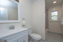 Room to Spare in this Bathroom - 14 BRYANT BLVD, STAFFORD