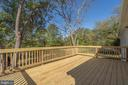 Great Outdoor Deck - 14 BRYANT BLVD, STAFFORD