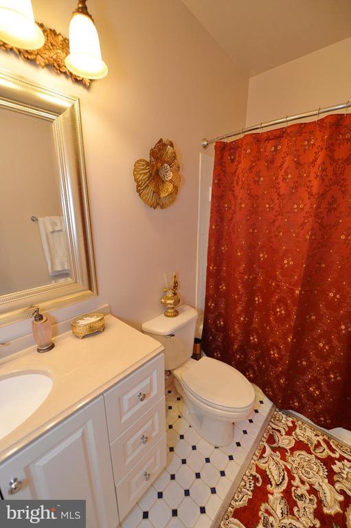 Hall Bathroom Shared with Bedrooms 2 & 3 - 43809 BENT CREEK TER, LEESBURG