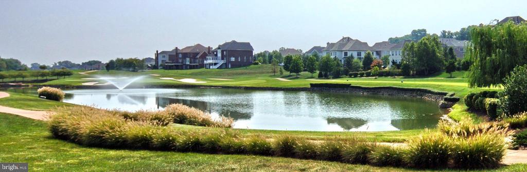 Ault-Clark designed 19-hole golf course - 43809 BENT CREEK TER, LEESBURG