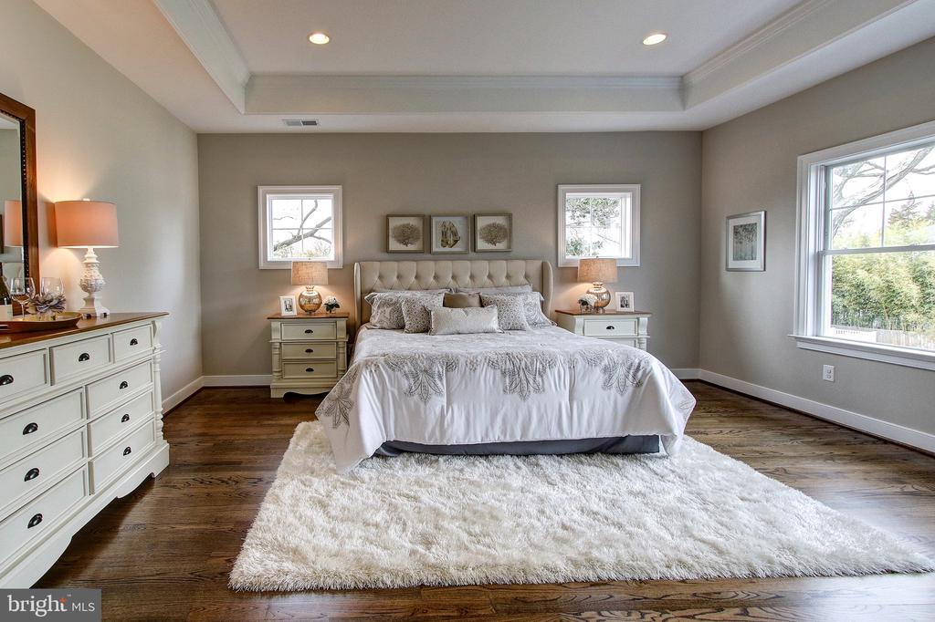 Master Bedroom - 1937 N CULPEPER ST, ARLINGTON