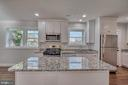 Kitchen - 2704 GAITHER ST, TEMPLE HILLS