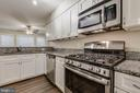 Gas cooking - 21825 FORMOSA SQ, STERLING