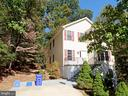 DRIVE WAY WITH PINE TREES FOR HOLIDAY DECORATIONS - 900 ROSEMERE AVE, SILVER SPRING