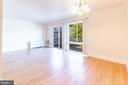 Living Room - 1001 CHILLUM RD #317, HYATTSVILLE