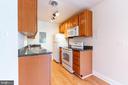 Kitchen - 1001 CHILLUM RD #317, HYATTSVILLE