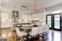 Stunning Gourmet kitchen - 932 DEAD RUN DR, MCLEAN
